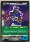 2020 Panini NFL Five Trading Card Game Football Cards - Checklist Added 26