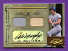2004 PLAYOFF PRIME CUTS DALE MURPHY AUTOGRAPH COMBO GAME USED JERSEY & BAT 15 25