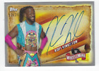 2021 Topps WWE Road to WrestleMania Wrestling Cards 31