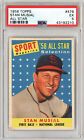 Stan Musial Cards, Rookie Cards and Autographed Memorabilia Guide 12