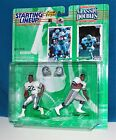 1997 CLASSIC DOUBLES 69436-EMMITT SMITH * TONY DORSETT * COWBOYS- NFL SLU #3