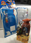 Looney Tunes Wile E Coyote & Road Runner Pez Candy Holder Dispenser 1998 Tested