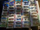 HOT WHEELS  LOT OF 50 NEW ON CARD CARS GET EM WHILE THERE HOT