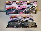 HotWheels Premium Fast and Furious Quick Shifters 5 Car Set