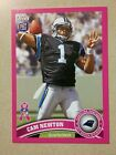 Pink Panther: Elusive Cam Newton Leads Pink 2011 Topps Football Set 19