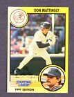 1991 Kenner Starting Lineup Cards #31 Don Mattingly