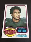 Lynn Swann Cards, Rookie Card and Autographed Memorabilia Guide 15