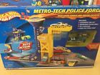 HOT WHEELS 2000 Metro Tech Police Force Set Brand New in Box Sealed
