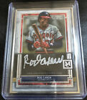 💥2020 Museum Collection Rod Carew Framed Silver Autograph #6 15💥