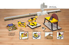 Logan F602 Wood Picture Framing Frame Cutting Joining Tools Bundle New +Warranty
