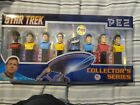 Star Trek TOS Pez Collectors Series 073621008953 New Limited edition