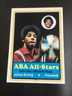Julius Erving Cards and Memorabilia Guide 18