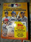 2021 Topps MLB Sticker Collection Baseball Cards 19