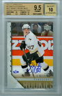 2005-06 YOUNG GUNS #201 SIDNEY CROSBY AUTO ROOKIE RC BUYBACK 5 10 BGS 9.5 10