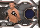 2015 Topps UFC Chronicles Trading Cards - Review Added 9