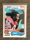 Ronnie Lott Cards, Rookie Card and Autographed Memorabilia Guide 19