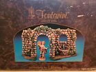 Fontanini Garden Wall Nativity Set Life of Christ HEIRLOOM EXTREMELY RARE