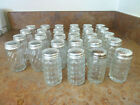 Lot Of 28 Table Craft Restaurant Style Glass  Salt Pepper Shakers Tablecraft
