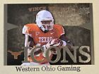 2011 Upper Deck University Of Texas Vince Young #I-VY Icons