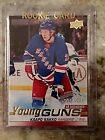 Full 2019-20 Upper Deck Young Guns Rookie Checklist and Gallery 220