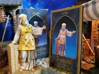 FONTANINI ADAM HIGH PRIEST NATIVITY SET VILLAGE 5 FIGURE 75512 HEIRLOOM