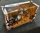 Iron Legends Orange County Choppers 16 Scale Die cast Replica Silver  Black