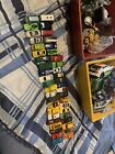 Huge Lot Of Hot Wheels and Matchbox Toy Collectible Cars Vintage Lot Of 44