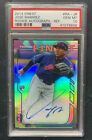 2014 Topps Finest Baseball Rookie Autographs Gallery, Guide 38
