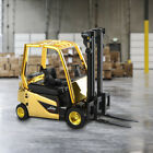 1 25 Scale Counterbalanced Forklift Construction Diecast Vehicle Car Model Gift