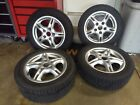 Boxster Porsche 986 Front Rear 16 WHEELS TIRES 99635211200 11400