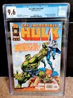 Incredible Hulk 449 CGC 96 first Thunderbolts signed by Mike Deodato Jr
