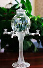 CRYSTAL ABSINTHE WATER FOUNTAIN 4 SPOUT