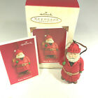 Hallmark Ornament - 2003 Kris Kringle MIB
