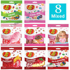JELLY BELLY DIFFRENT FLAVOURS OF JELLY BEANS 8 x MIXED BAGS COLLECTIONS