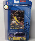 LA Lakers Kobe Bryant Escalade 164 Scale Die Cast Upper Deck NBA Hot Wheels New