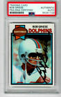 Bob Griese Cards, Rookie Card and Autographed Memorabilia Guide 43