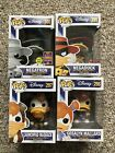 Funko POP Disney Afternoon DARKWING DUCK lot NEW exclusives