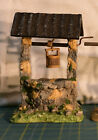 Roman Brand Water Well with bucket Set Figurine Nativity Village Italy