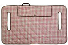 Classic Accessories Fairway Golf Cart Blanket Houndstooth Khaki