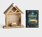 The Story of Christmas Advent Book and Nativity Gift Set