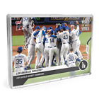 2020 Topps Now Los Angeles Dodgers World Series Champions Cards and Collaborations Guide 17