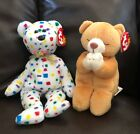 Ty 1999 The Beanie Babies Collection HOPE & TY 2K (Set of 2)