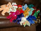 U Choose One :Ty Beanie Buddies Stuffed Plush BEAR 14