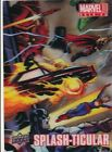 2019-20 Upper Deck Marvel Annual Trading Cards 25
