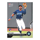 2020 Topps Now Offseason Baseball Cards - Rookie Cup 25