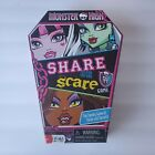 Monster High Share or Scare Game -Complete All Pieces beanie Coffin