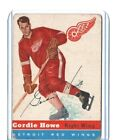 Gordie Howe Rookie Cards and Autographed Memorabilia Guide 13