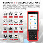 LAUNCH X431 CRP429C OBD2 Code Scanner Diagnostic Tool Test Engine ABS Airbag AT