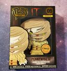 Funko Horror POP! Pins 05 Pennywise CHASE Large Enamel Pin. New!