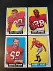 1964 Topps Football Cards 15